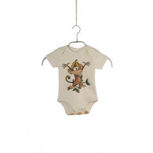 body a manica corta per neonato