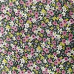 Mille fiori nero